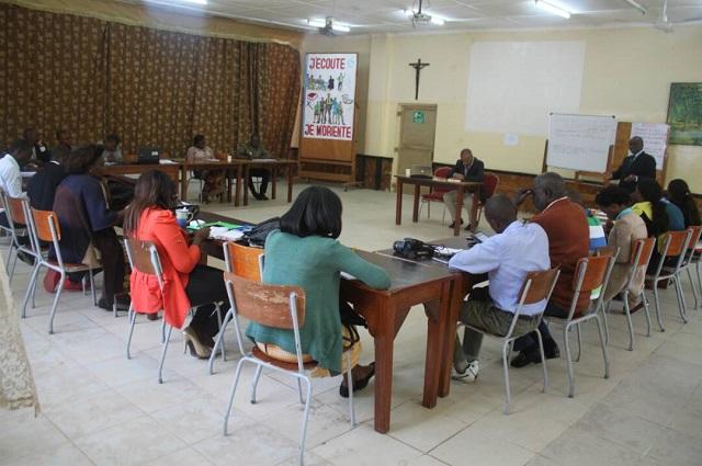 Lubumbashi : L'état de droits et le Journalisme d'investigation au menu d'un atelier