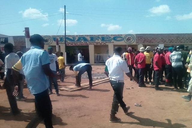 RDC : Kyungu Wa Kumwanza empêché de se rendre à Kasumbalesa pour l'installation du bureau d'Ensemble