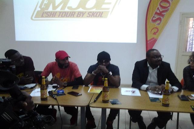 M-Joe lance le projet « Lubumbashi tour by Skol » pour se rapprocher de ses fanatiques.