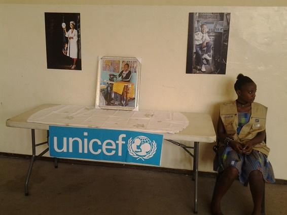 Lubumbashi: une expo photo «rêves d'enfant» est organisée par L'UNICEF avec le Ministère du Genre