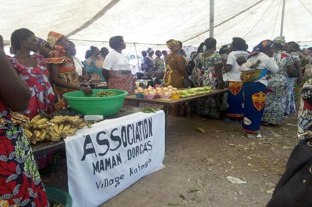 RDC:  des femmes soutiennent leurs foyers grâce à la vente des légumes