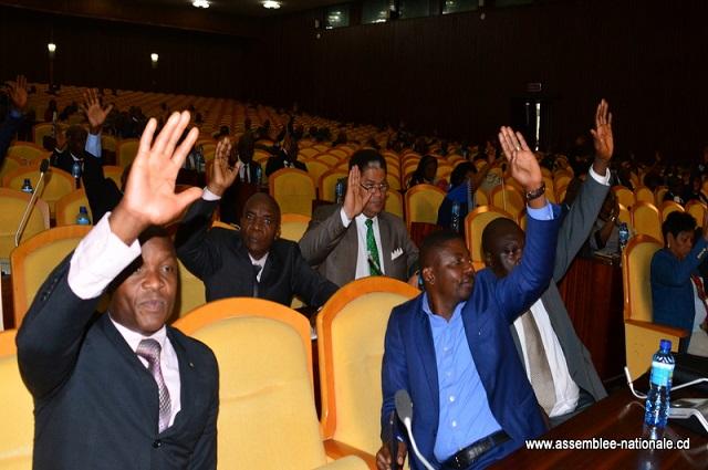Haut Katanga : seuls 4 anciens députés réélus