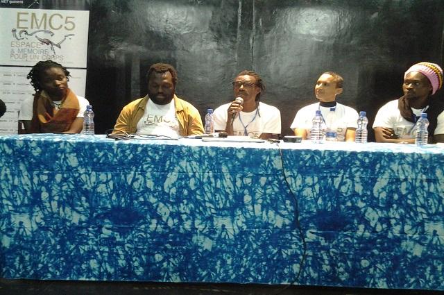 Culture: lancement du programme régional EMC5 de Dorine Mokha à Lubumbashi
