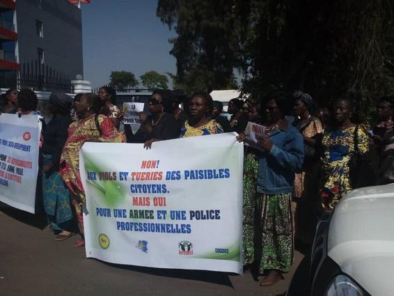 Lubumbashi: face aux viols dus à la montée de l'insécurité les femmes se lèvent