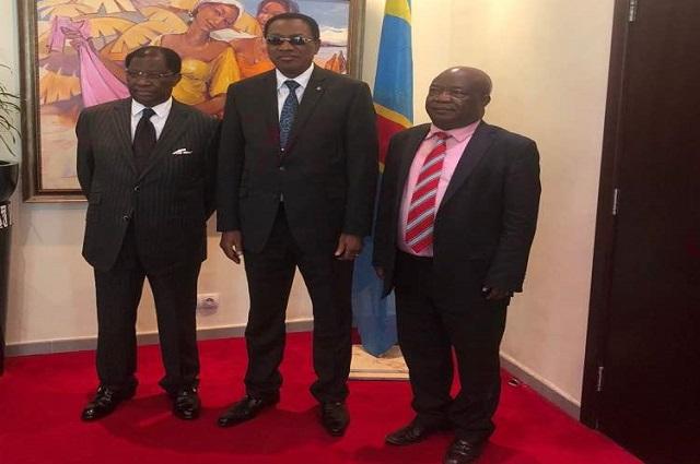 RDC : l'embargo  contre Thambwe Mwamba est maintenu jusqu'à nouvel ordre