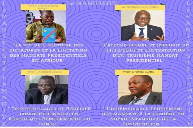 RDC: les Univesritaires congolais face au troisieme mandat presidentiel