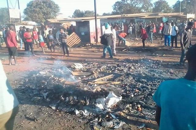 Lubumbashi : 4 morts et 14 blessés  après deux cambriolages et des échauffourées de ce mercredi