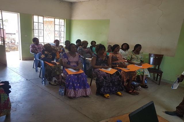 Lubumbashi: les femmes fondent leurs espoirs dans le projet PADMPTME