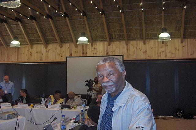 RDC : l'IDGPA et l'IRDH demandent au chef de l'Etat d'examiner avec responsabilité la question d'accréditation de Thabo Mbeki