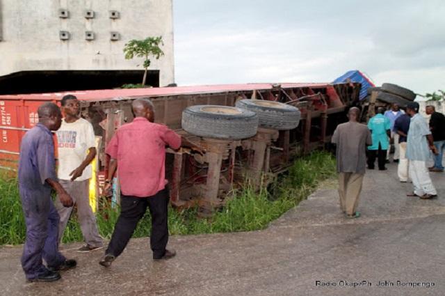 Lualaba : 5 morts et 24 blessés lors d'un accident de circulation à Lubudi
