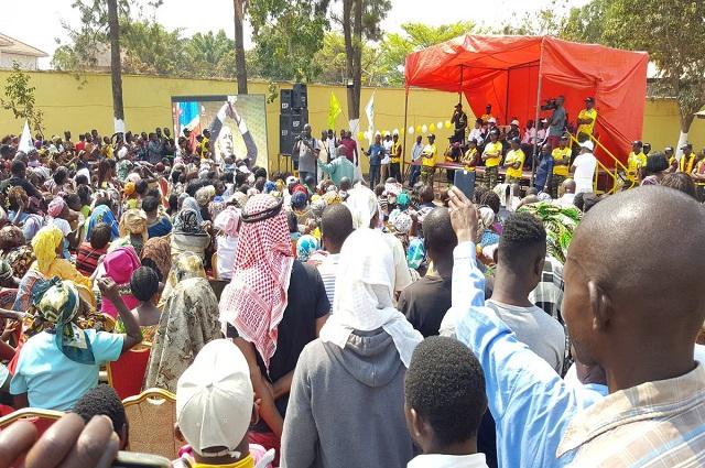 Lubumbashi : « Je reviens » … dit Moïse Katumbi à ses partisans