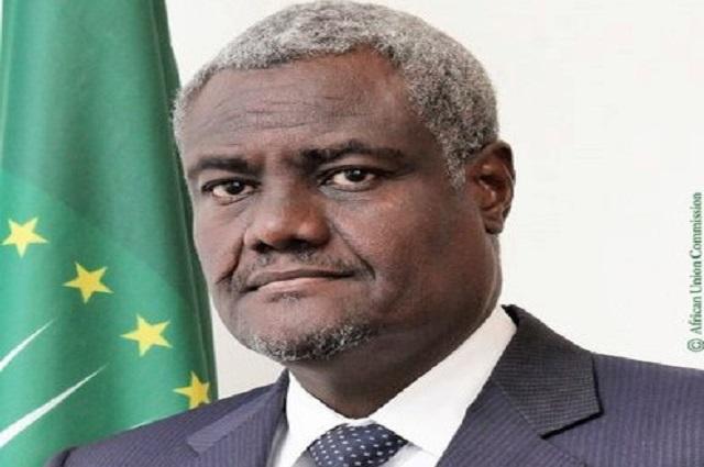 RDC : Moussa Faki plaide pour le respect scrupuleux des droits et libertés de tous les Congolais