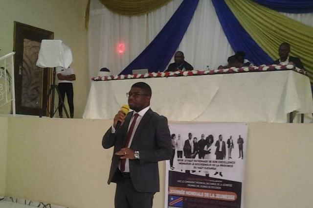 Lubumbashi: Serge Khonde invite les jeunes à bannir la disparité et les individualités pour émerger