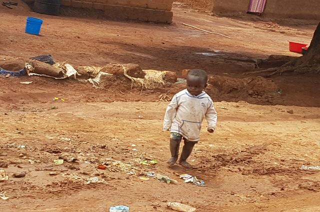 Lubumbashi : des cas d'enfants  disparus signalés