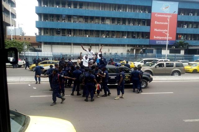RDC : encore des militants de la Lucha interpellés par la police