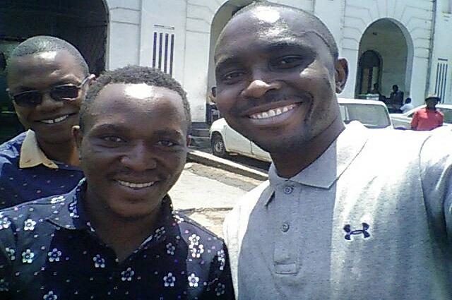 Lubumbashi: Apres avoir passé nuit à la police criminelle le journaliste de Politico.cd vient d'être libéré
