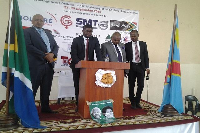 RDC: Serge Khonde appelle les congolais à garder leurs héros vivants à l'instar De l'Afrique du Sud
