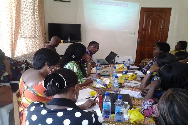 Lubumbashi: 25 femmes candidates formées sur la communication digitale