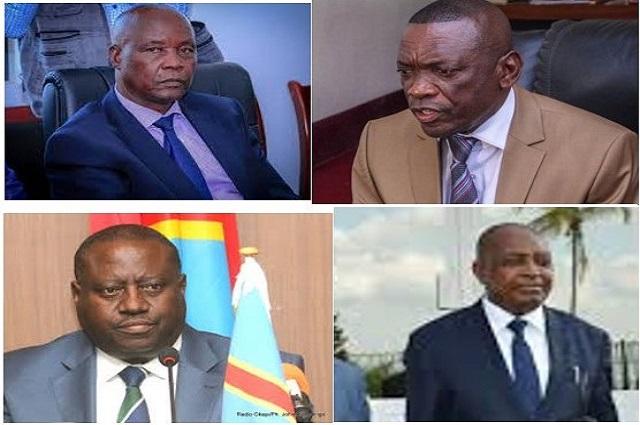 RDC: les quatre gouverneurs de l'ex-Katanga accusés de violer la loi budgétaire et les principes de bonne gouvernance