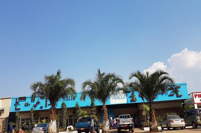Lubumbashi: fermée depuis août,  La Médiathèque de l'Institut Français bientôt ouverte au public