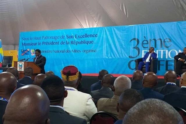 RDC: la société civile suspend sa participation à la conférence  minière et annonce la tenue d'une conférence parallèle
