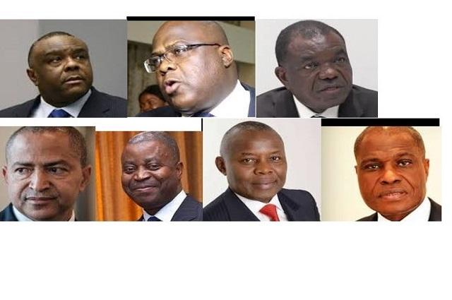 RDC : 7 leaders de l'Opposition annoncent un meeting commun le 29 septembre prochain