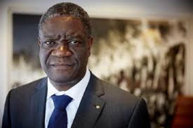 Change.org lance une pétition en soutient au Docteur Mukwege pour que cessent les viols de guerre commis en RDC