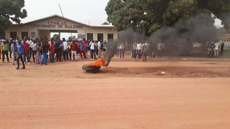 Tanganyika: conflit tribal et émeutes à l'UNIKAL, Steve Mbikayi tranche !