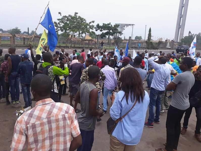 RDC: Un dispositif assez important de la police dans les coins strategiques