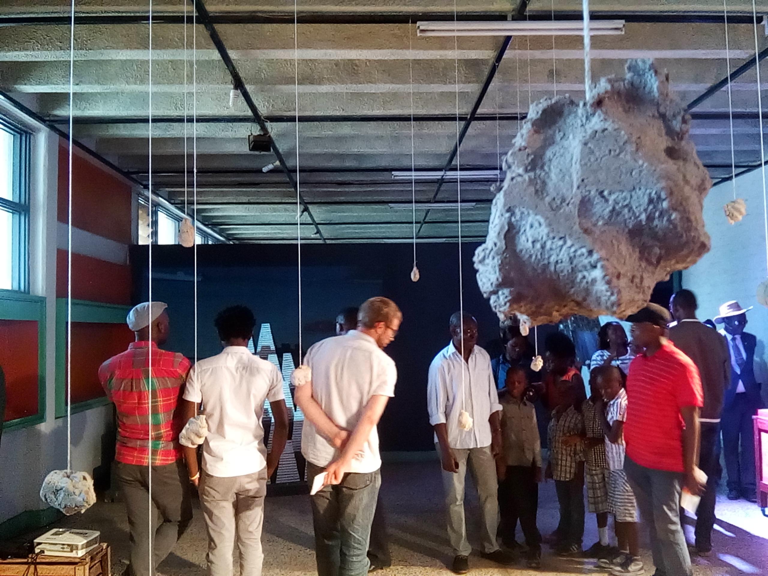 Les expositions qui racontent au Musée de Lubumbashi
