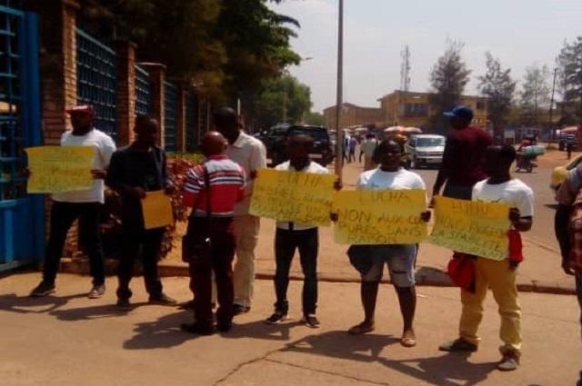 Lubumbashi : la lucha manifeste contre les coupures du courant électrique