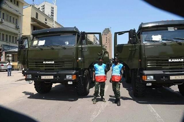 RDC: Le statut militaire  n'est pas  compatible avec la CENI  « Jean-Claude Katende »