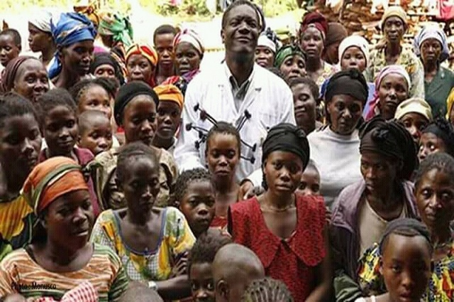 RDC: aussitôt  primé, Denis Mukwege s'est exprimé à Bukavu