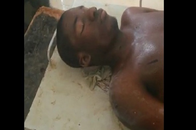 Lubumbashi : « Je suis Robert Chuma » : ce jeune garçon de 16 ans tué par son beau-père, un militaire