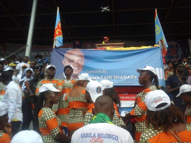 RDC: la société civile du haut Katanga lance un  appel à la paix pendant la campagne électorale