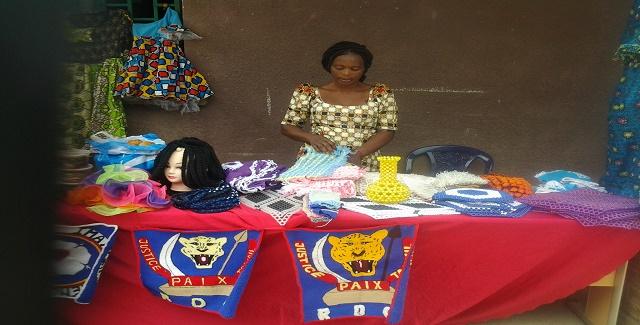 Lubumbashi: une exposition pour valoriser la femme vivant avec handicap