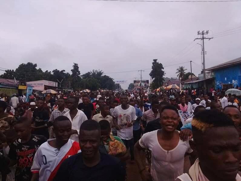 RDC: Felix Tshisekedi se félicite de l'accueil lui réservé par les Kinois