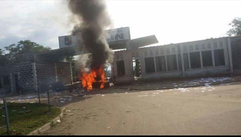 RDC: les étudiants de l'UNIKIN ne cèdent pas