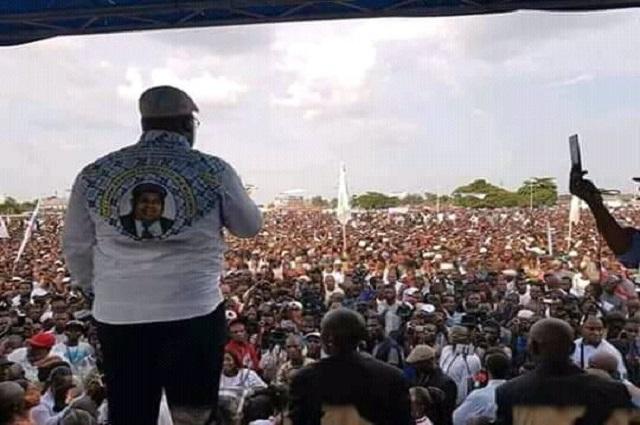 RDC: l'UDPS prépare un meeting au stade Tata Raphaël