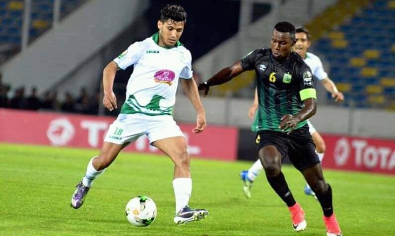 Caf: Raja Club  de Casablanca sacré champion à Kinshasa