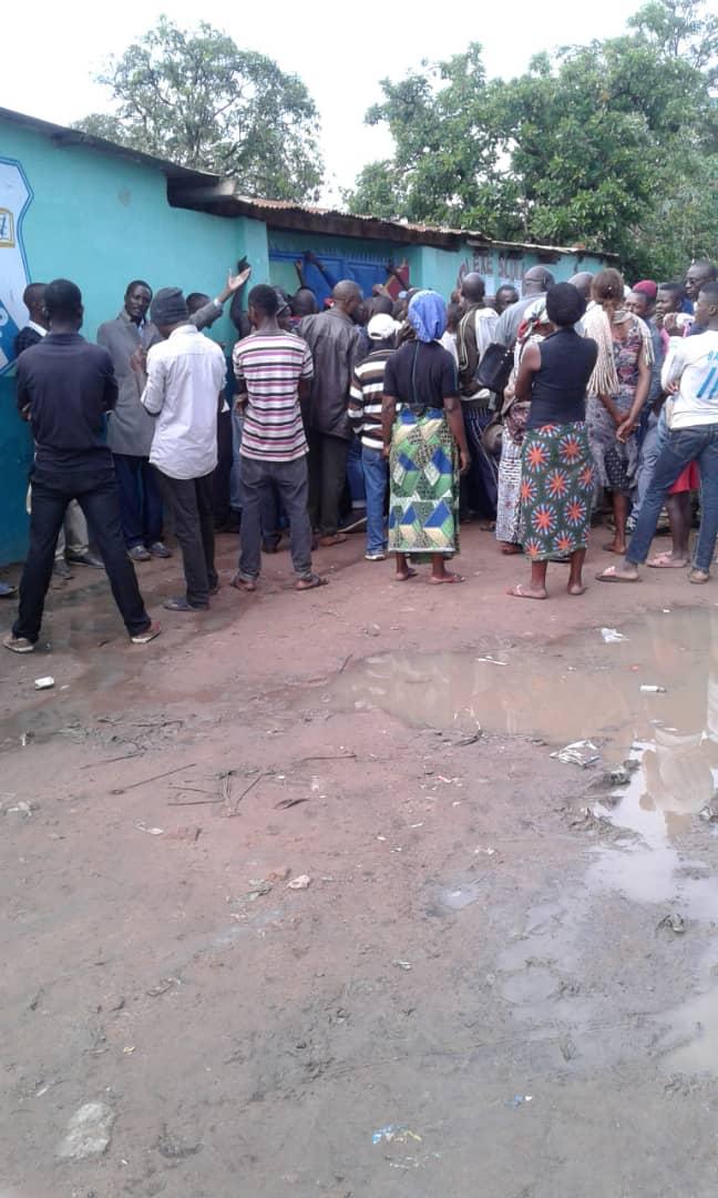 Lubumbashi: observateurs et témoins rencontrent des difficultés