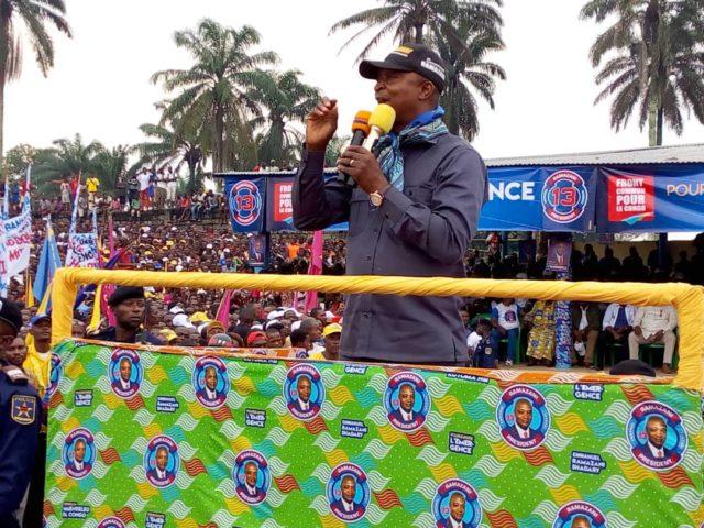RDC: Ramazani Shadary à la conquête de l'équateur