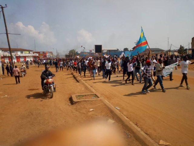 RDC: la société civile de BENI demande à toutes les provinces d'être solidaires avec elle