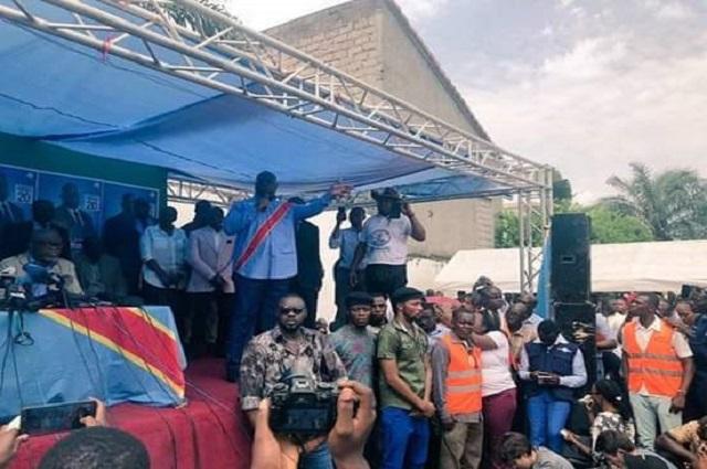 RDC: Cash  accepte le report des élections et poursuit sa campagne jusqu'au 28 décembre