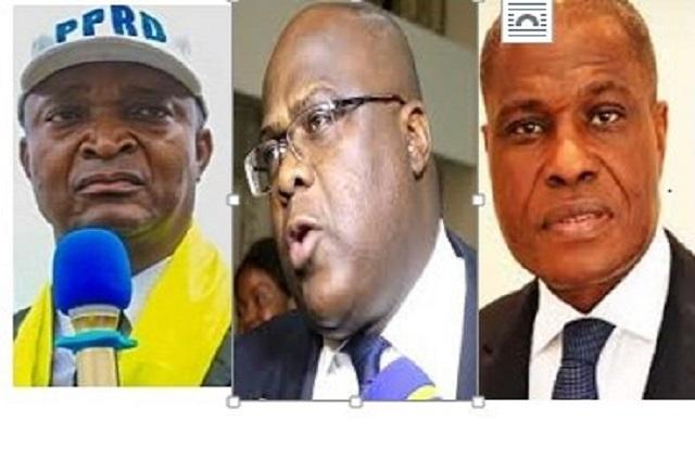 RDC: Shadary, Fayulu , Tshisekedi , dernière ligne droite