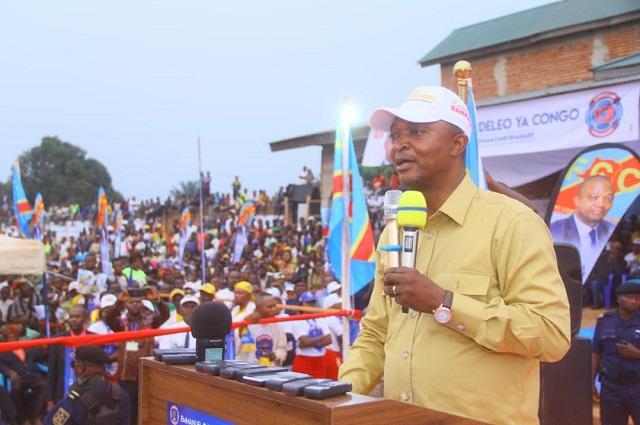 RDC: Shadary promet de poursuivre le procès pour la canonisation de la soeur Anuarité à Isiro