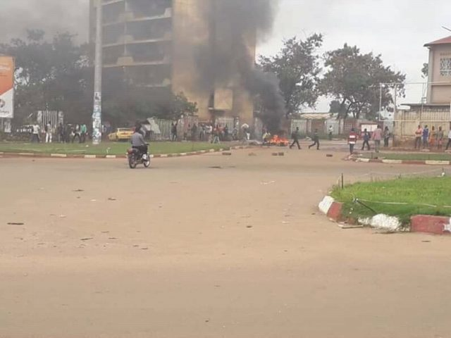Lubumbashi: d'une revendication à une autre, à qui profite la manifestation des étudiants de l'UNILU ?