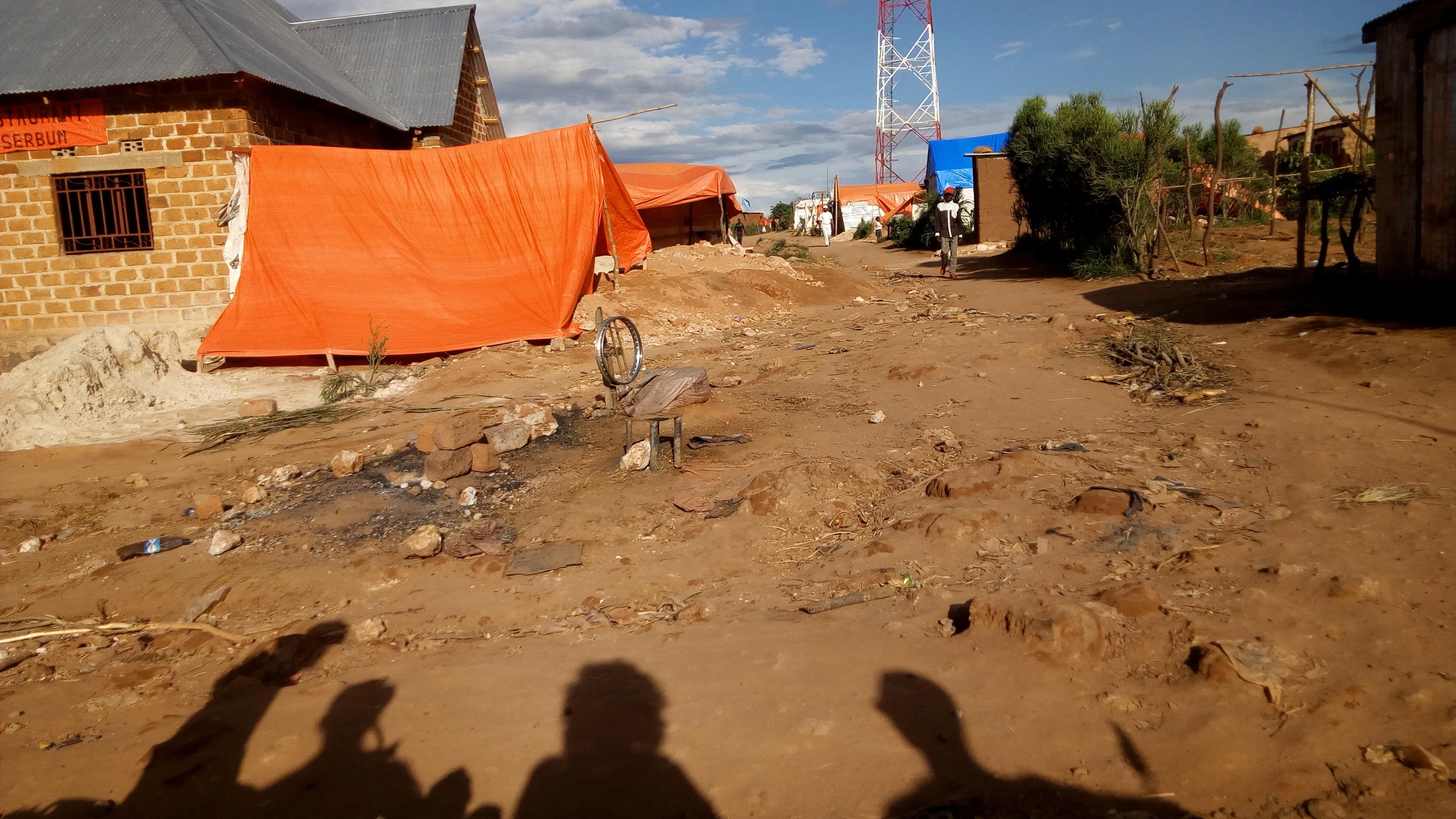 Après Kasulo, le quartier 5 Ans de Kolwezi  se transforme en carrière minière artisanale