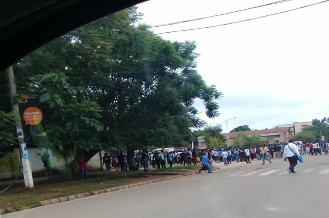 Lubumbashi-troubles à l'Unilu :la société civile dénonce des failles dans la gestion des manifestations