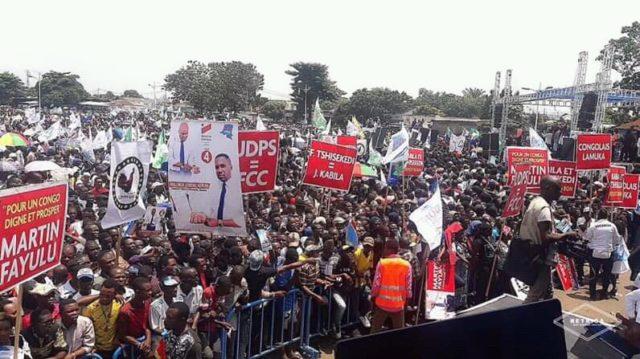 RDC: Martin Fayulu pour une opposition républicaine